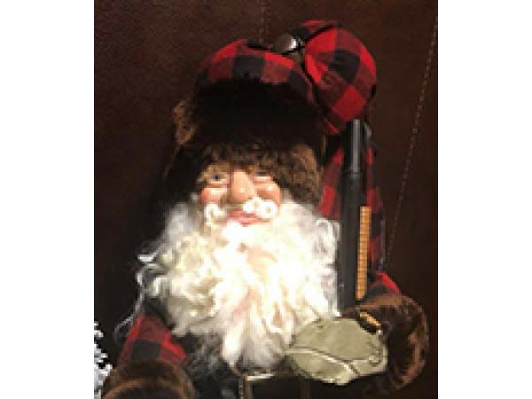 The Santa Doll