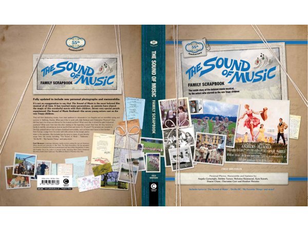 The 55th Anniversary of The Sound of Music Family Scrapbook