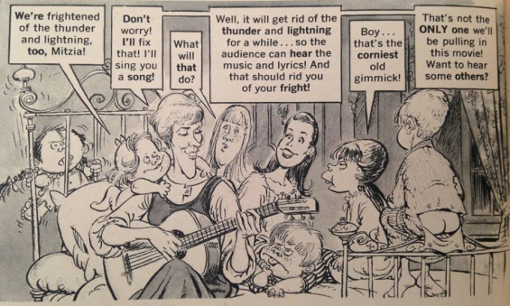 The Sound Of Music comic