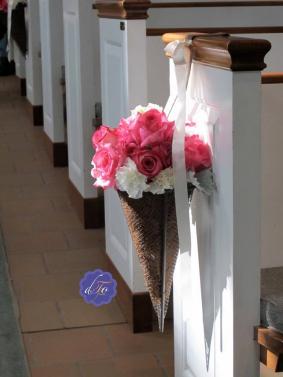Pew Bouquet