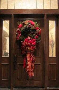 Giant Bow Wreath