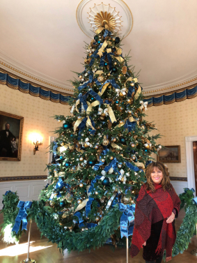 The People's Tree at The White House