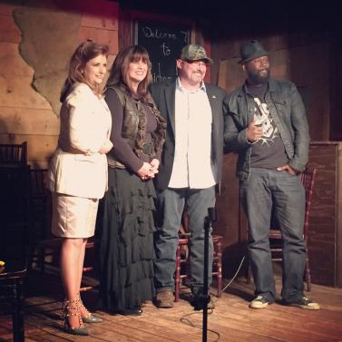 Morgan, Deb, Tim & Zo