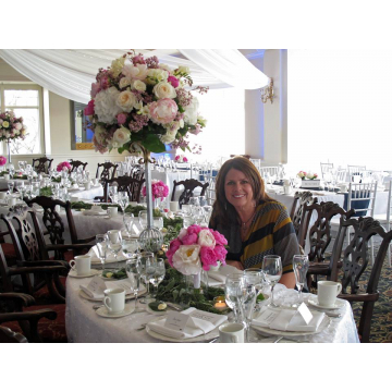 Debbie Turner at  the Wayzata Country Club