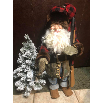The Santa Doll (commissioned)