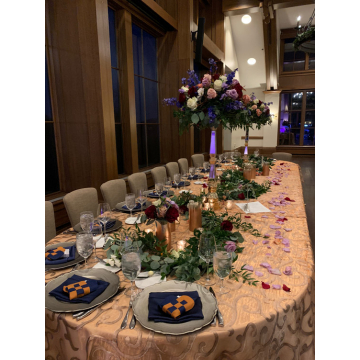Interlachen Head Table