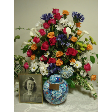 Memorial Flowers, Mother