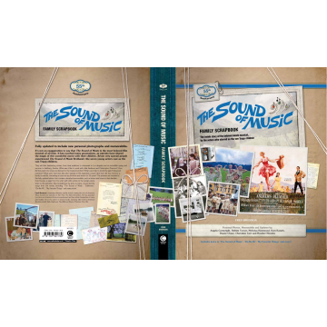 "Pre Order ""NOW"" The  55th Anniversary of ""The Sound Of Music Family Scrapbook""!"